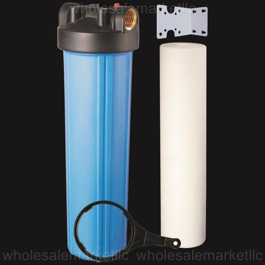 Sediment filter wrench sediment free engine image for for Garden water filter system