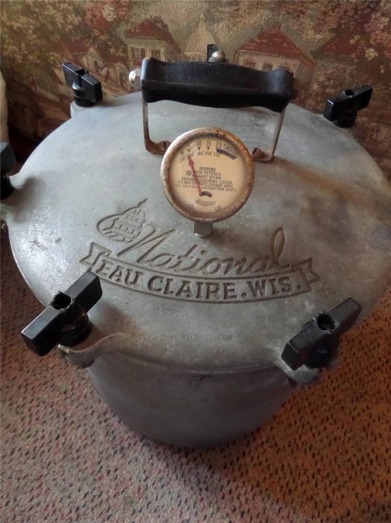 mirro 16 qt pressure canner manual