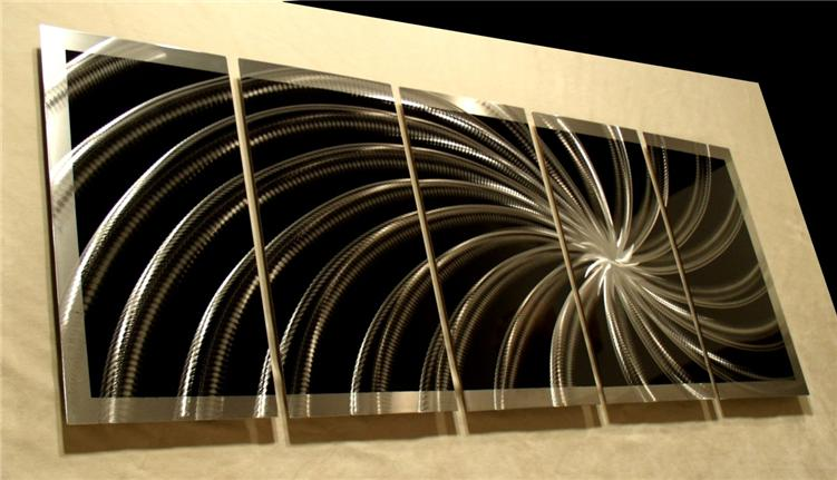 abstract metal wall sculpture art work painting home decor ebay