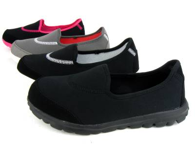 s light weight slip on loafer sneakers athletic