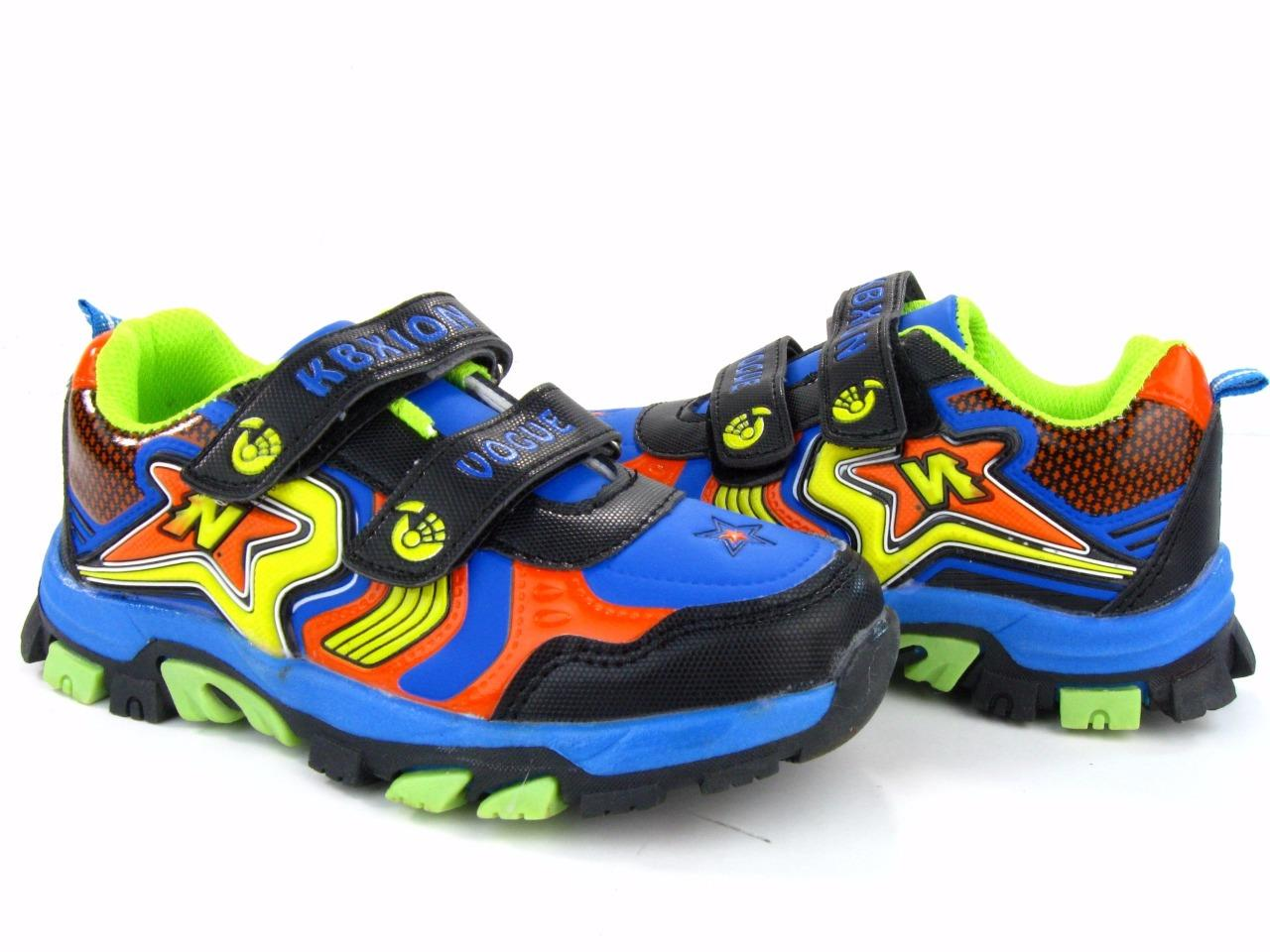Kid's Boy's Light Weight Sneakers Athletic Tennis Shoes ...