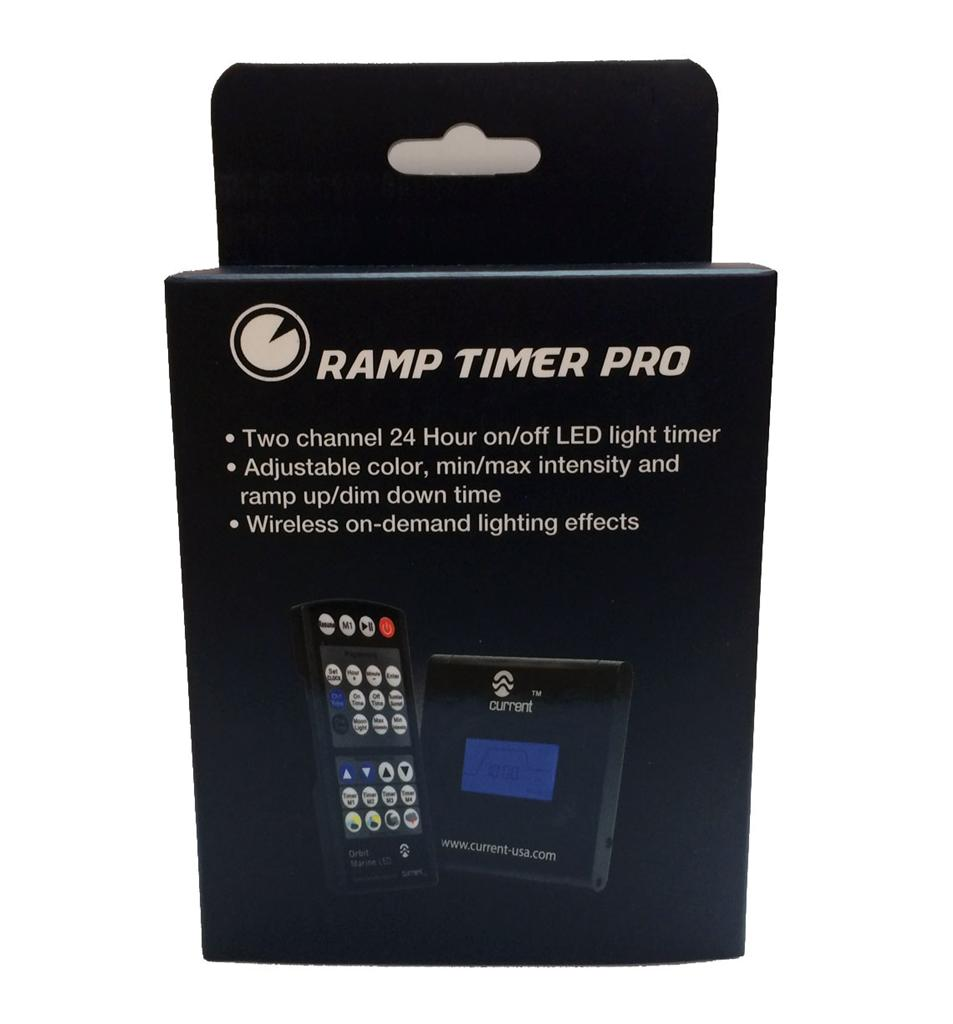Fish tank light timer - Current Usa Ramp Timer Pro Professional W Remote Aquarium Led Light Timer