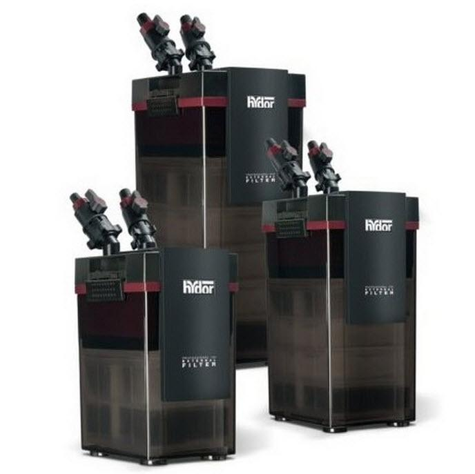 ... PROFESSIONAL CANISTER FILTER 250 (40-75 GAL) FRESH/SALTWATER AQUARIUMS