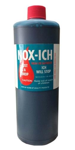 Weco nox ich aquarium fish disease treatment medicine for Fish ick treatment