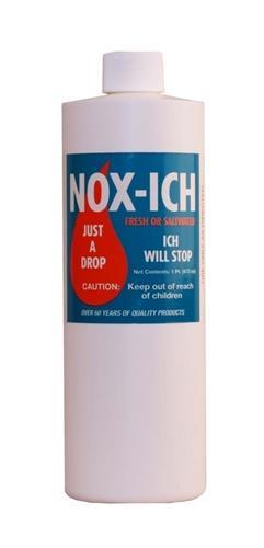 Weco nox ich aquarium fish disease treatment medicine for How do i treat ich in my fish tank