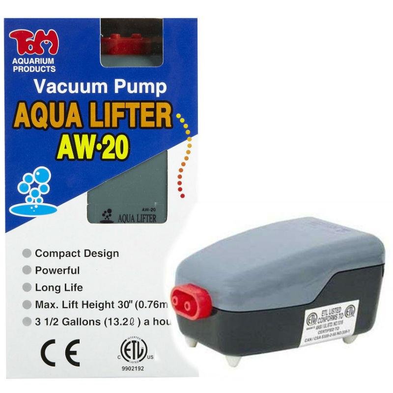 Aqua Lifter Aqualifter Aquarium Pump Aw 20 Drip Dose Tom