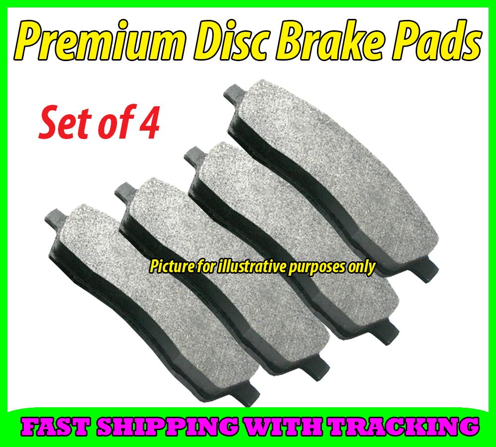 Disc-Brake-Pads-Front-DB1223-Mitsubishi-Magna-TS-TJ-TH-Pajero-NH-NJ-NK-NL