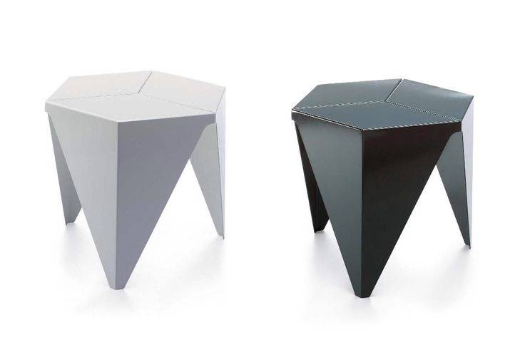 isamu noguchi prismatic side table ebay. Black Bedroom Furniture Sets. Home Design Ideas