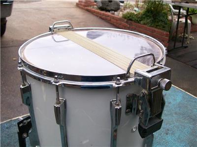 Vintage jupiter 14 marching snare drum ebay for Zenhiser classic house drum sounds