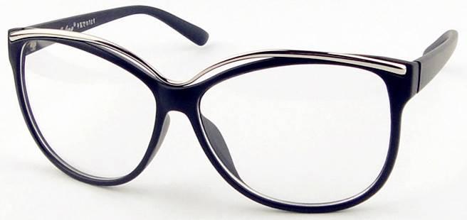 Special offer delicate women vintage metal Large frames ...