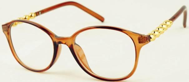 Korean Eyeglasses Frames Philippines : Korean characteristic metal skull frames Retro women men ...