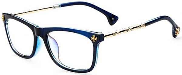 Eyeglass Frame Joint : trend korean fashion Retro metal bamboo joint EyeGlasses ...