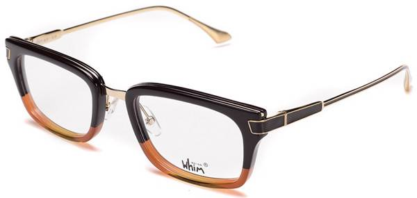 Lightweight Titanium Eyeglass Frames : WHIM Japan limited Retro pure titanium lightweight ...