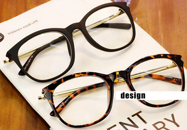 Glasses Numbers On Frame : 2015 men Vintage Personality round metal frames Retro ...
