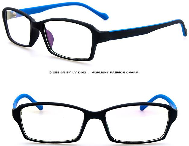 colorful fashion Women Vintage Eyeglass Frames glasses ...