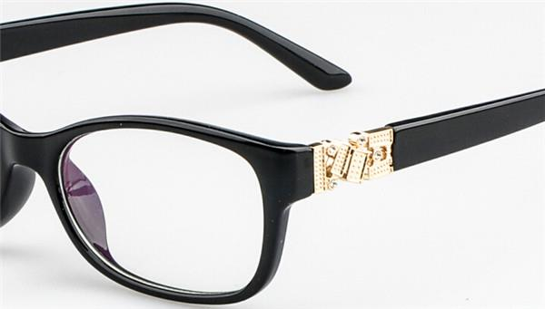 Vintage Eyeglass Frames Full Rim Spectacles Retro women ...