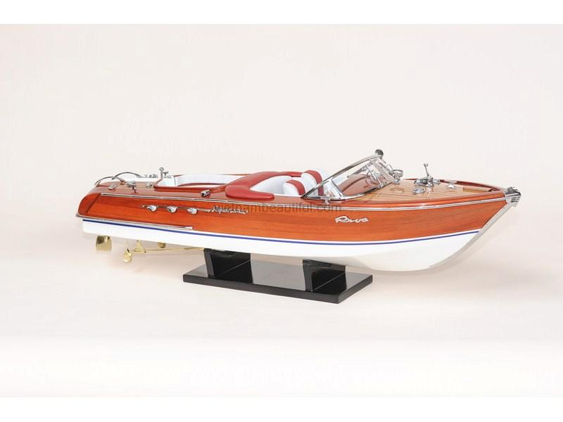 Riva Aquarama Speed Boat 21 Quot 53cm Beautiful Display