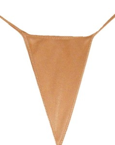 Nude Micro Pantie Stripper Thong G String Teeny | eBay