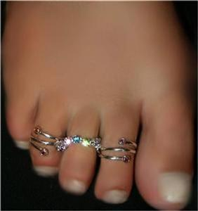 Opinion you Fetish ring toe idea and