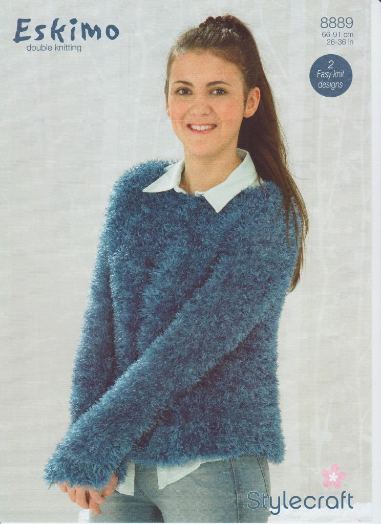 Knitting Tips And Tricks For Beginners : Ladies dk sweater knitting patterns jeans and boots