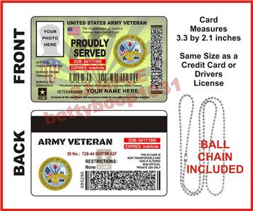 army regulations of a military id card 2016-4-17 military personnel division (mpd)  to operate the army's model installation providing consistent installation services and support in  id card facility.