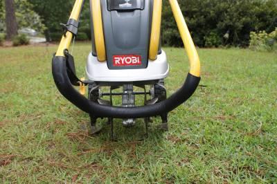 Ryobi Ry46501a Small Garden Tiller Cultivator Electric 12