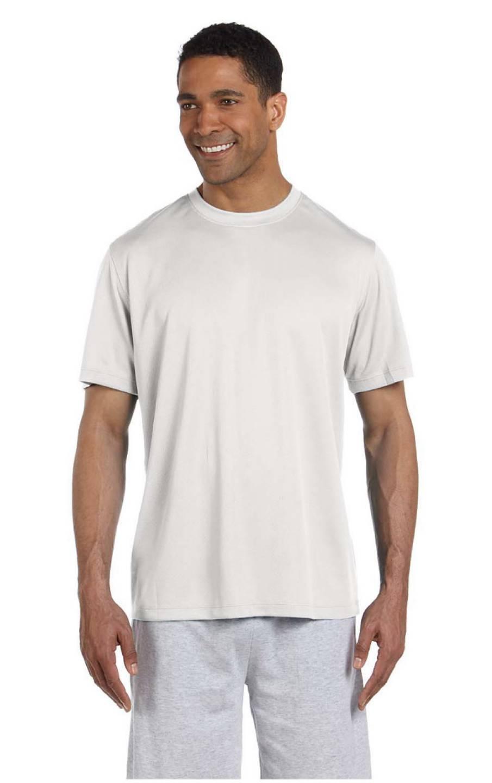 New Balance Mens Short Sleeve Ndurance Dri Fit Workout S