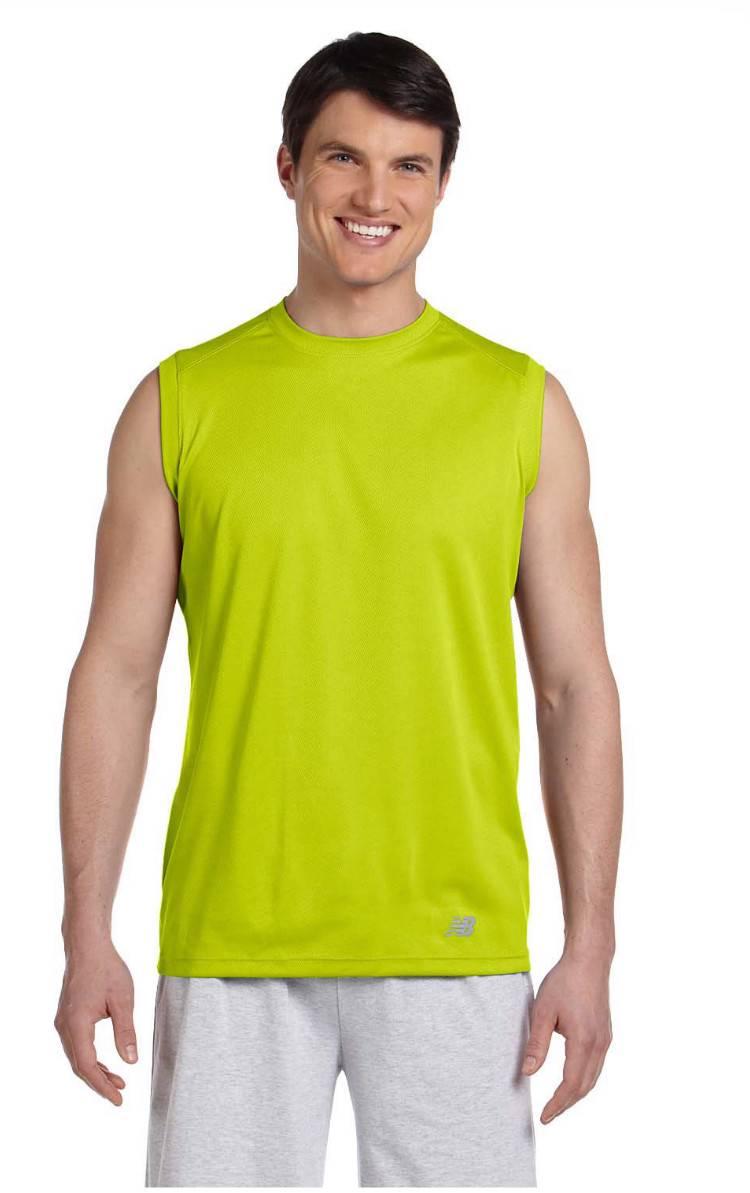 New Balance Men 39 S Sleeveless Athletic Workout Ndurance Gym