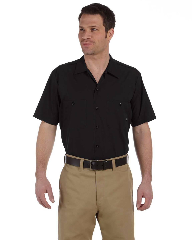 Dickies Men's 4.25 oz.Dress Industrial Short Sleeve Work S-5XL Shirt LS535