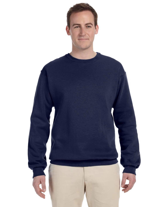 Fruit-of-the-Loom-12-oz-Supercotton-70-30-Fleece-Crew-Big-Size-Sweat-Shirt-82300