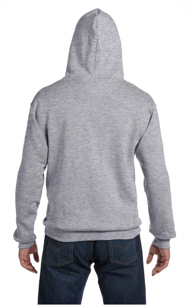 fruit of the loom 12oz supercotton 70 30 full zip hoodie sweatshirt s 3xl m82230 ebay. Black Bedroom Furniture Sets. Home Design Ideas