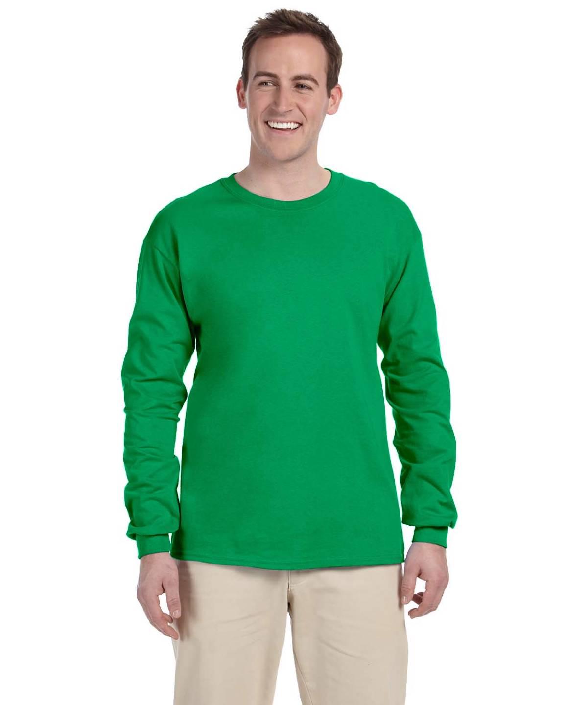 Gildan Adult Ultra Heavy 6.0 oz 100% Cotton Long Sleeve S-5XL T-Shirt MG240