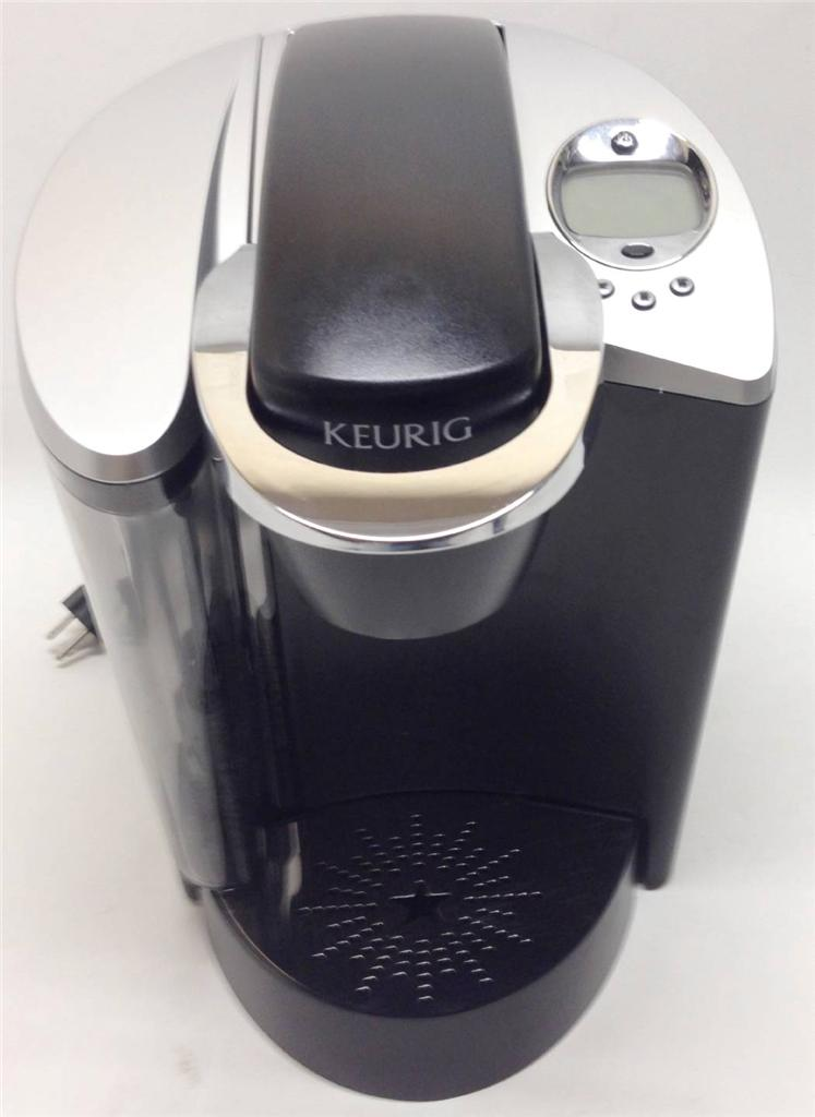Keurig Coffee Maker Not Enough Water : Keurig B60 Single Cup Coffee Maker Great Condition + Water Filter eBay