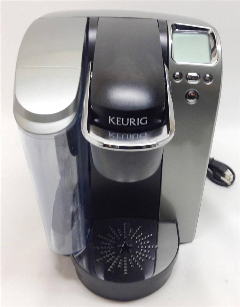 Keurig B70 Single Cup Coffee Maker Good Condition eBay