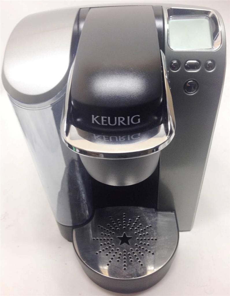 Keurig Coffee Maker Help : Keurig B70 Single Cup Coffee Maker eBay