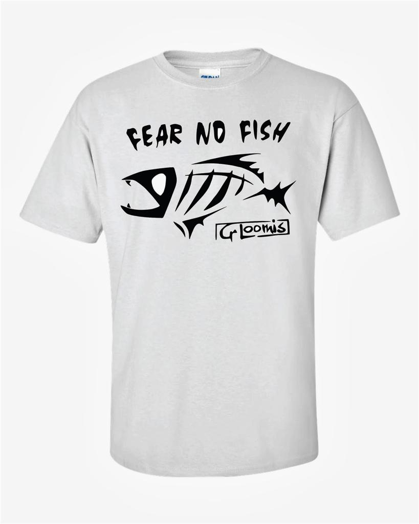 Fear-No-Fish-G-Loomis-T-Shirt-New