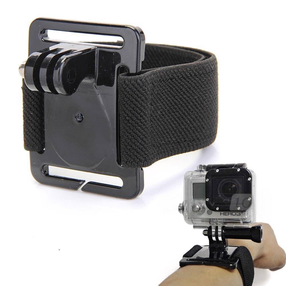 how to use gopro wrist mount