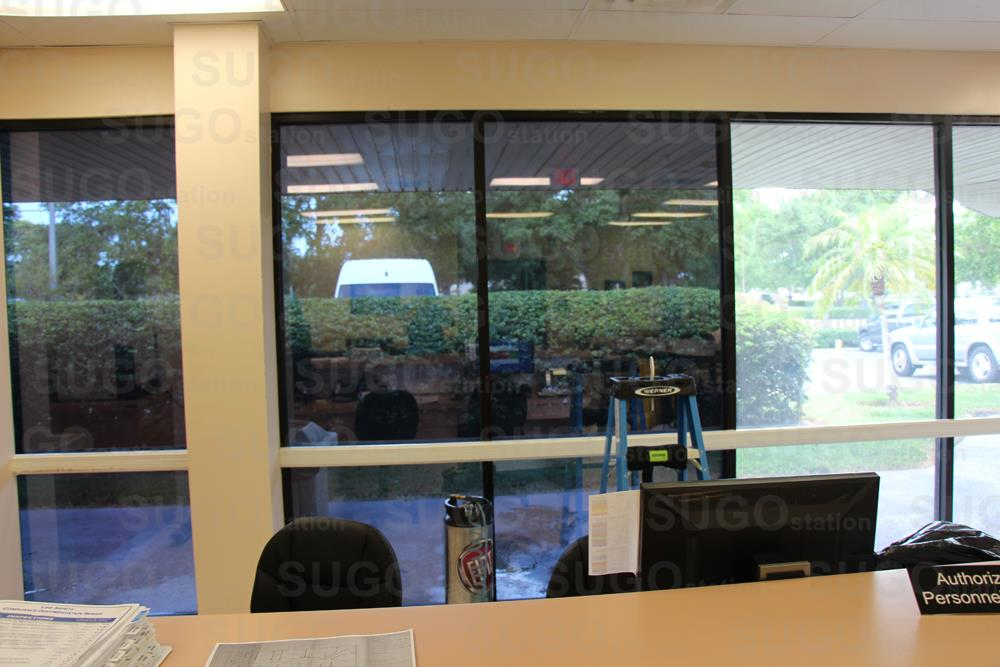 One Way Mirror Privacy Reflection Window Tint Film Stop Heat Energy Saver 35 Ebay