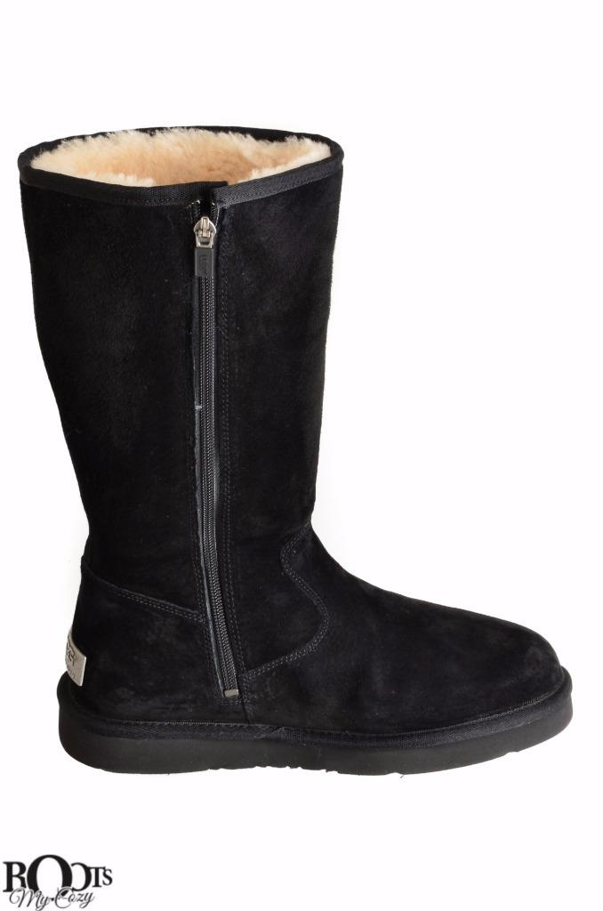 black ugg boots size 5