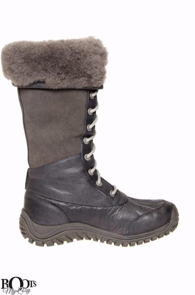ugg adirondack tall boot size 9