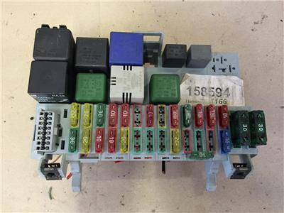 opel vx astra f mk3 1 6 16v petrol complete fuse box with Old Fuse Box Fuse Box vs Breaker Box
