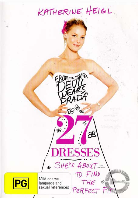27-Dresses-NEW-SEALED-R4-DVD-Katherine-Heigl