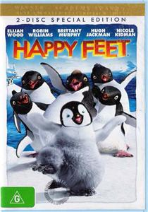 HAPPY-FEET-2-DVD-Special-Edition-NEW-SEALED-R4