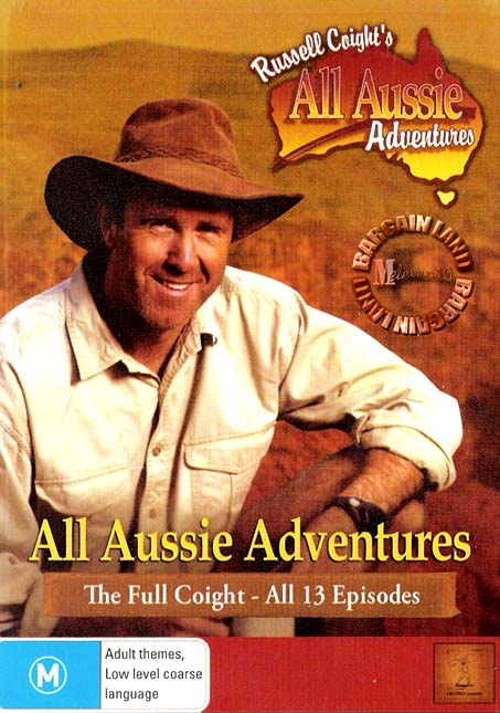 Russell-Coights-All-Aussie-Adventures-1-2-NEW-R4-DVD