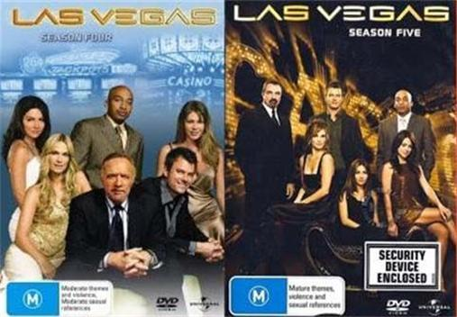 LAS-VEGAS-TV-Series-SEASON-4-5-NEW-SEALED-R4-DVD