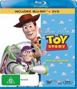 TOY-STORY-1-DVD-BLU-RAY-Special-Edition-NEW-SEALED-R4