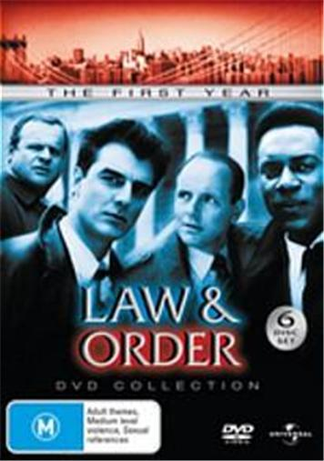 Law-And-Order-TV-Series-SEASON-1-NEW-SEALED-R4-DVD