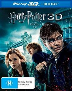 Harry-Potter-and-The-DEATHLY-HALLOWS-Part-1-3D-Blu-Ray-NEW-R-B