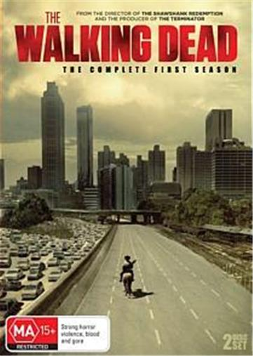 THE-WALKING-DEAD-TV-Series-SEASON-1-NEW-R4-DVD