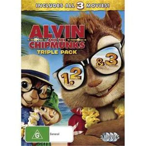 Alvin-And-The-Chipmunks-TRILOGY-1-2-3-NEW-SEALED-R4-DVD